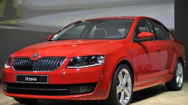 Společnost Škoda Auto představila 11. prosince v Mladé Boleslavi třetí generaci stěžejního modelu Octavia. Vyrábět se má v příštím roce a světovou premiéru si odbude na začátku března na autosalonu v Ženevě.