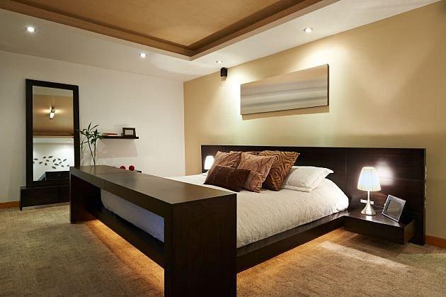 Ložnice - místo nejen pro spánek.
