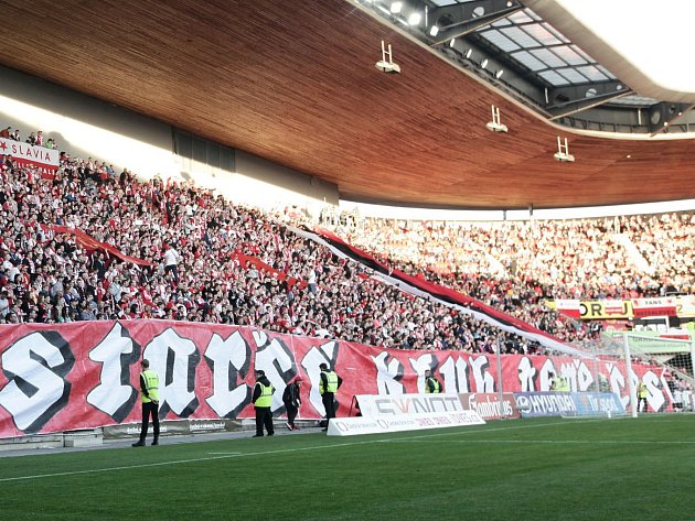 Eden, domov fotbalistů Slavie