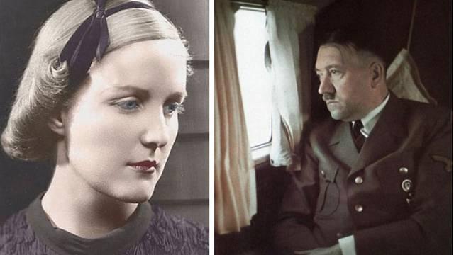 Unity Mitford, anglická přítelkyně Adolfa Hitlera