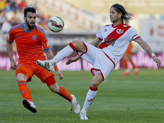Vallecano remizovalo s Valencií