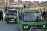 Pákistánské sanitky. Ilustrační snímek