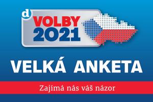 Velká anketa Deníku: Volby 2021