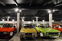 Ve Strnadicích vzniklo muzeum automobilů z východního bloku.