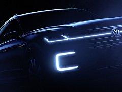 Volkswagen na autosalonu v Pekingu představí koncept SUV.