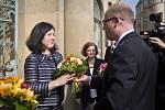 Premiér Bohuslav Sobotka (ČSSD) novou ministryni ještě dnes uvedl do funkce.