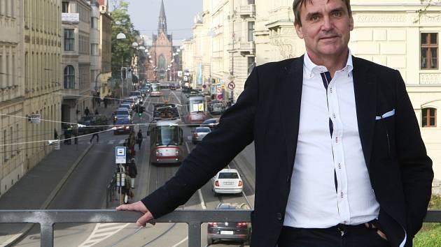 Brněnský primátor Petr Vokřál.