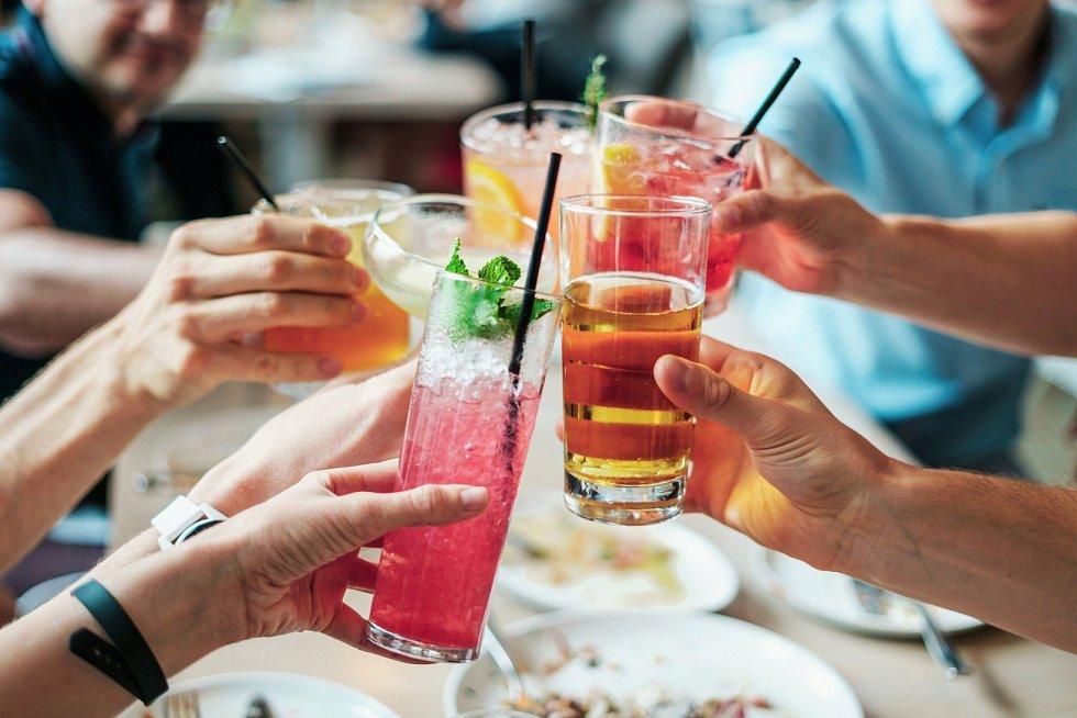 Nealkoholické drinky