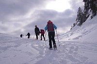 Alpské scenérie.