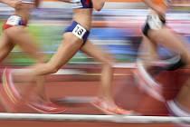 Atletika, běh, ženy - ilustrační foto