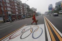 Čínské úřady se snaží, aby průběh olympiády byl ve všech oblastech bezproblémový.