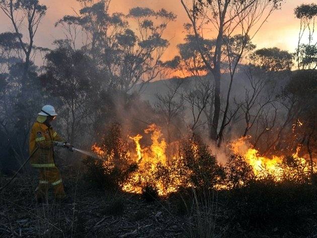 Lesní požáry udeřily v Austrálii letos nečekaně brzy, ještě před příchodem místního léta.