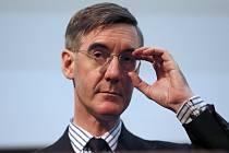 Britský konzervativní politik Jacob Rees-Mogg