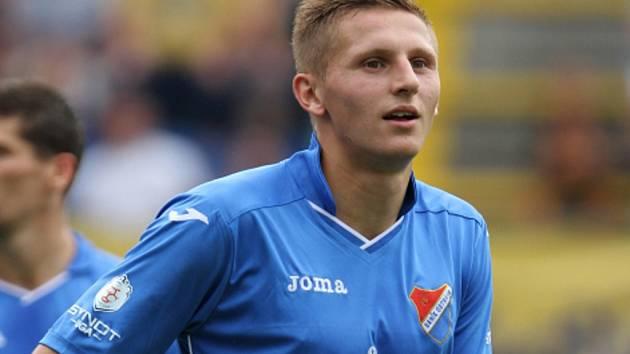 Filip Kaša z Baníku.