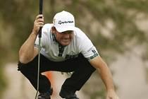 Golfista Alex Čejka.