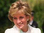 Princezna Diana na archivním snímku.