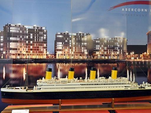 V docích, kde postavili Titanic, roste moderní čtvrť.