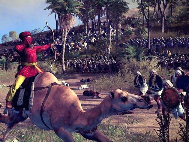 Počítačová hra Total War: Rome 2.