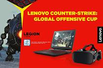 Turnaj Lenovo Counter Strike: Global Offensive Cup.