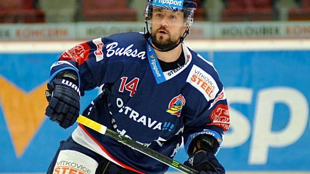 Marek Hrbas z Vítkovic.