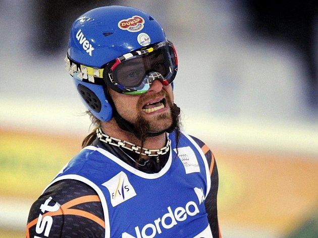 Filip Trejbal do 2. kola slalomu v Levi nepostoupil.