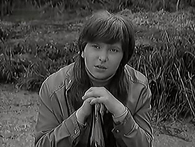 Markéta Světlíková ve filmu Metráček