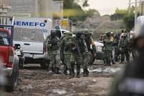 Útok na neregistrovanou protidrogovou léčebnu v Mexiku