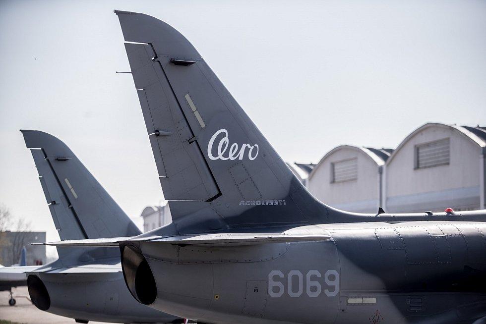 Nový letoun L-159 představila společnost Aero Vodochody