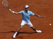 Poslední den French Open: Novak Djokovič