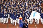KLDR a Jižní Korea půjdou na olympijských hrách pod společnou vlajkou
