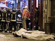 Nejvíce obětí je z koncertní síně Bataclan, kam vtrhli útočníci s automatickými puškami.