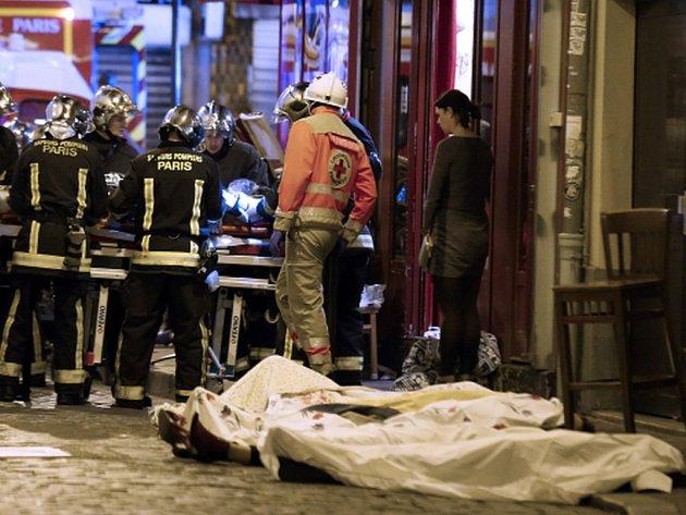 Teroristické útoky v Paříži