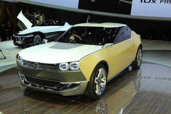 Nissan IDx.