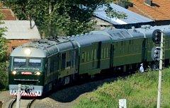Tajemný vlak z KLDR, kterým se nechá vozit vůdce Kim Čong-un.