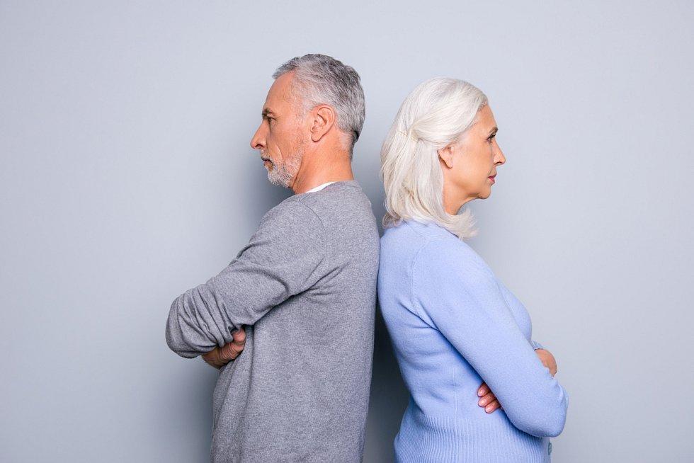 Nejvíce párů se rozvádí již po pěti letech manželství