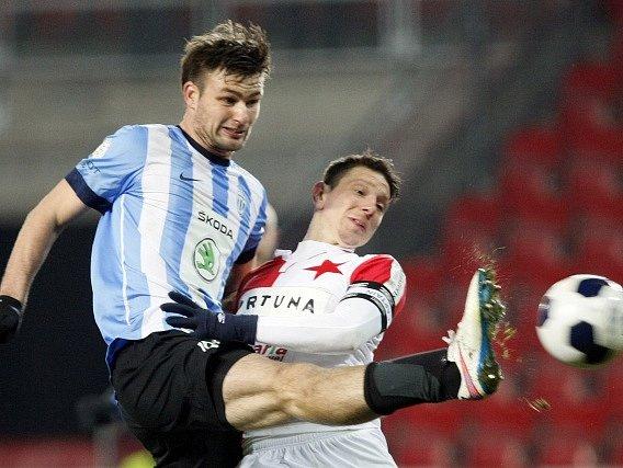 Slavia - Mladá Boleslav: Gól v podání Tomáše Wágnera