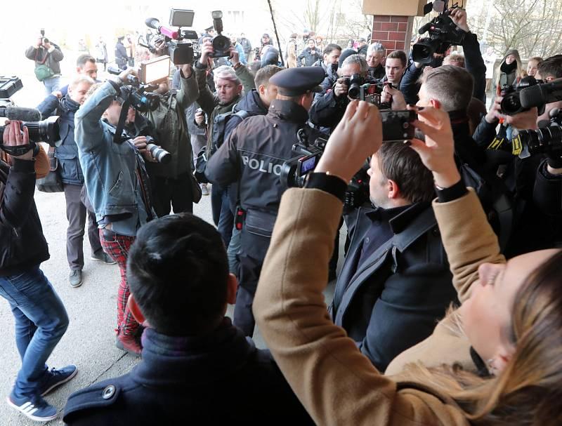 Miloš Zeman u druhého kola prezidentských voleb