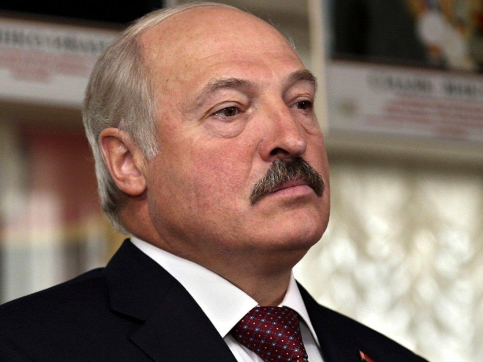Autoritářský běloruský prezident Alexandr Lukašenko.