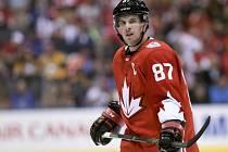 Kapitán Kanady Sidney Crosby.