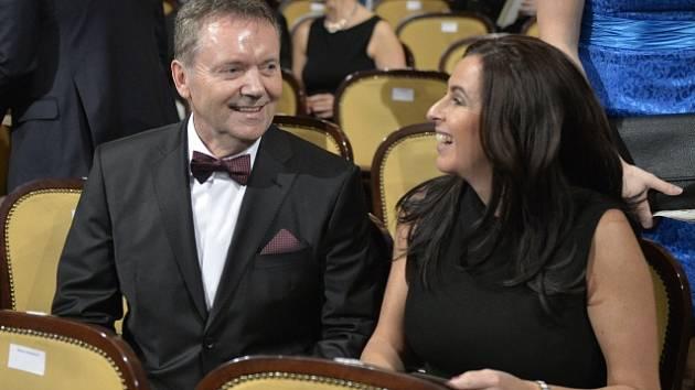 Fotbalista roku 2015: Dagmar Damková a Roman Berbr
