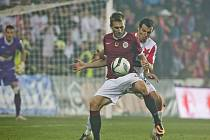 Nejkreativnějším hráčem 22. kola fotbalové Gambrinus ligy se stal sparťanský záložník Bořek Dočkal.