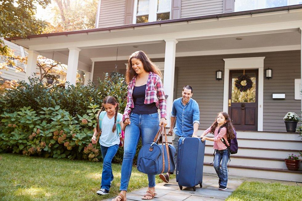 Prázdninové výměny zařízených domů, při nichž zavítáte do domácnosti jiné rodiny, zatímco ona prožije své volno v té vaší, začínají být stále populárnější.