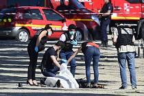 Teroristický útok na Champs-Élysées