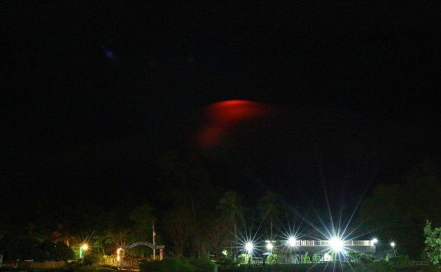 Filipínská sopka Mayon se znovu probudila k životu