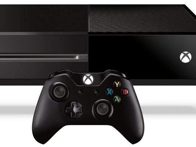 Konzole Xbox One.