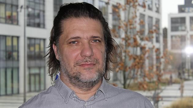 Tomáš Herman, šéfeditor Deníku a Denik.cz