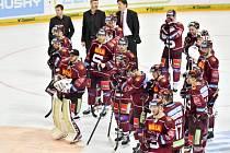 Hokejistům Sparty skončila sezona