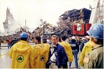 Jiří Boudník pomáhal záchranářům v New Yorku po pádu Dvojčat mapovat stavby, aby se v nich lépe orientovali.