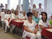 Zdravotní sestry, ilustrační foto