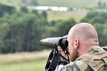 Ve vojenském výcvickovém prostoru Libavá na Olomoucku pokračovalo 19. července vojenské cvičení Avenger CAS 2016, kterého se účastní česká armáda a letectvo, letectvo americké armády a vojáci Národní gardy států Indiana a Nebraska.